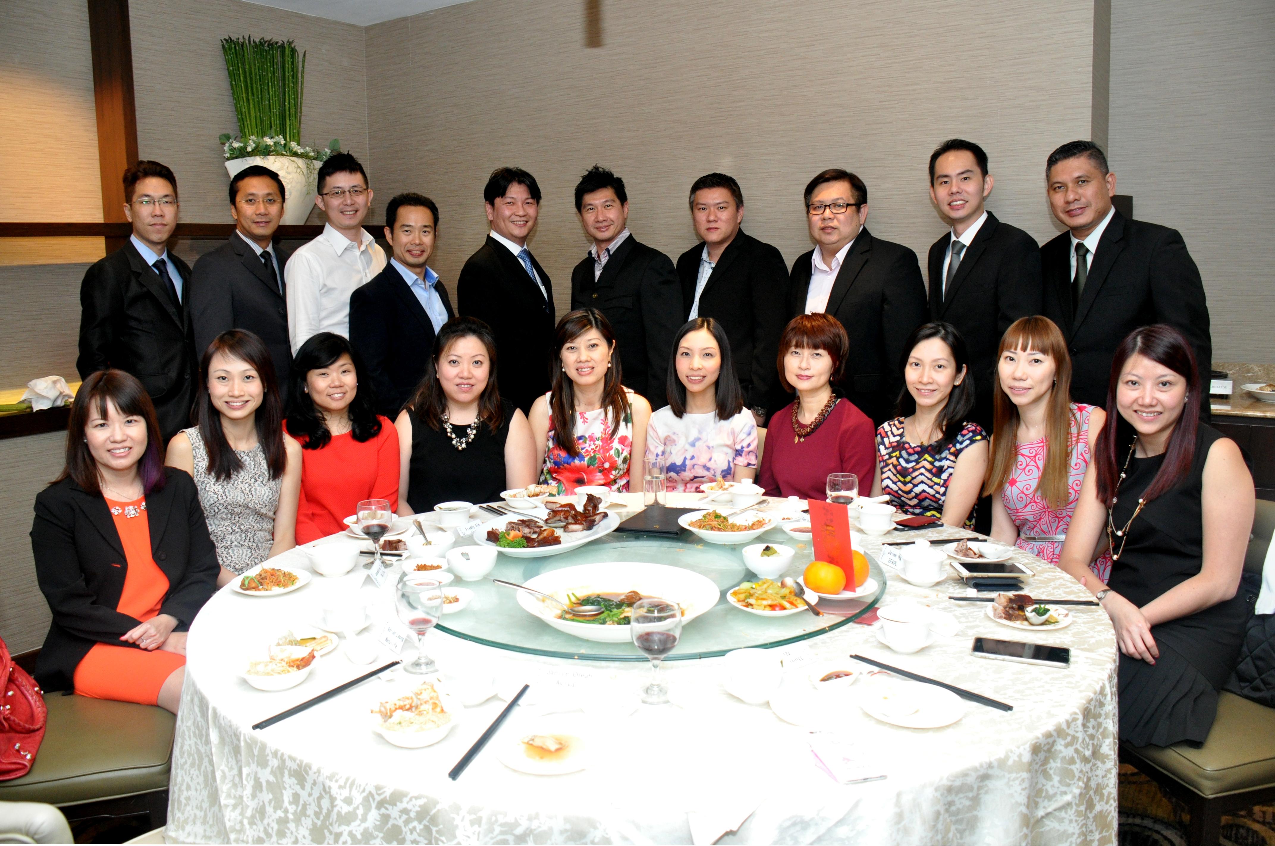 Weddings At Si Chuan Dou Hua At Parkroyal Beach Road: Eternal Financial Advisory